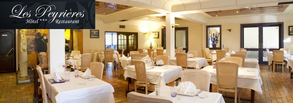 hotel restaurant les peyrieres à olemps